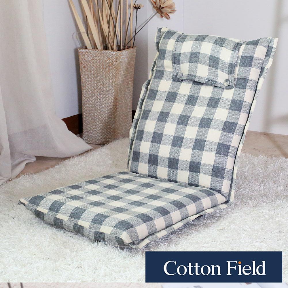 棉花田 雅格 多段式折疊和室椅-灰