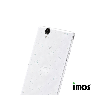 iMos-Sony xperia T2 Ultra-超疏水疏油保護貼(背面)