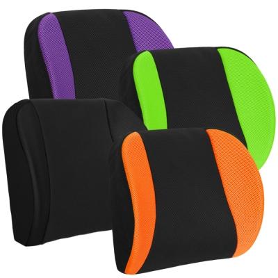 CARBUFF 車痴竹炭透氣加強記憶護腰/寬幅加大、加軟設計 (紫/綠/橘/黑)