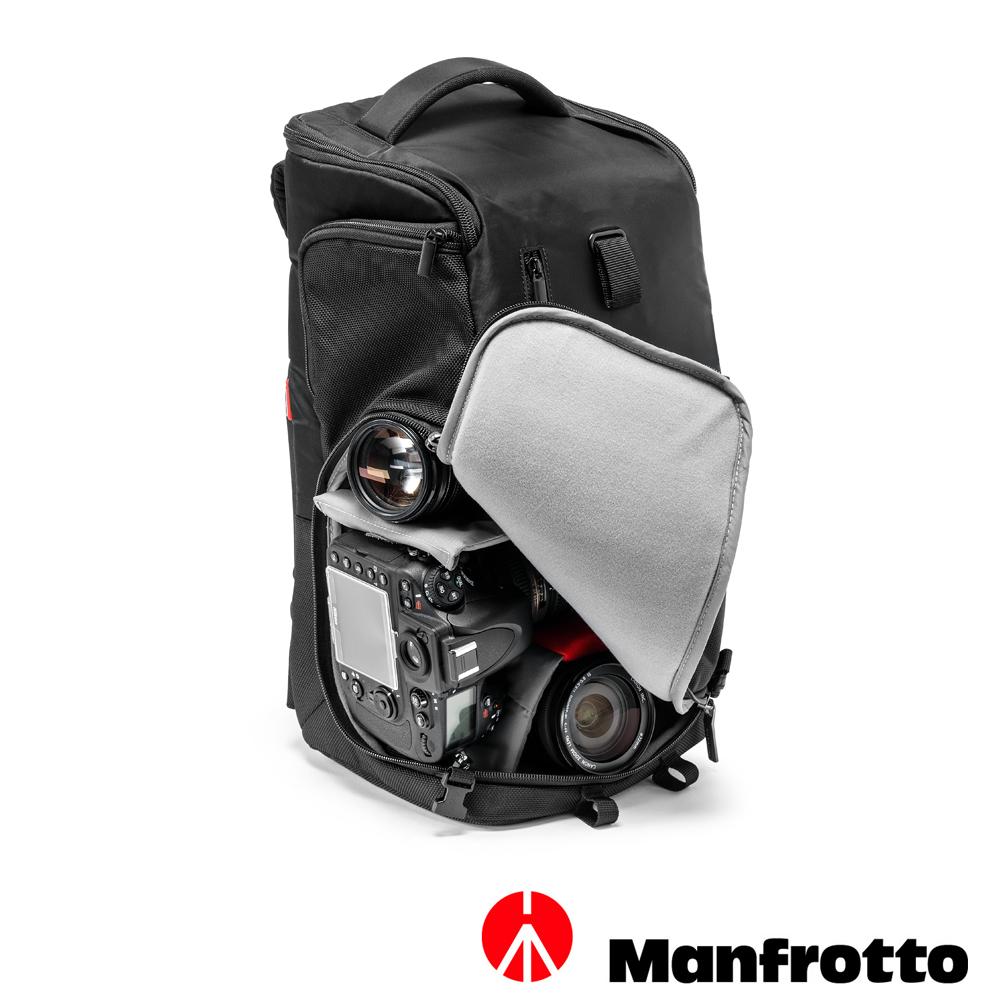Manfrotto 曼富圖 Tri Backpack 專業級3合1斜肩後背包 M
