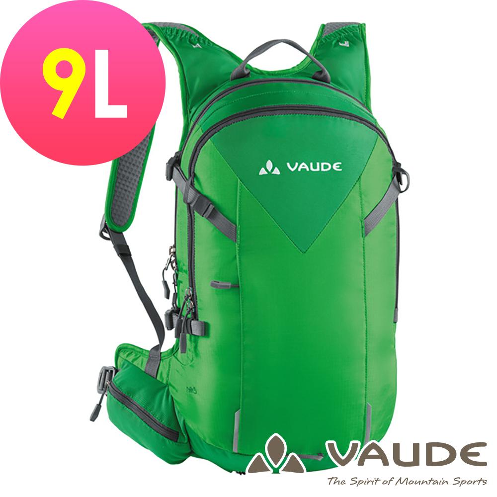 【ATUNAS 歐都納】德國VAUDE-Path 9L透氣休閒背包VA-11705綠15