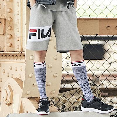 FILA #東京企劃 針織短褲-麻灰1SHS-1410-MY