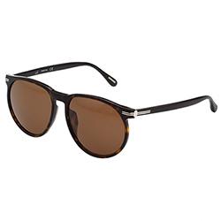 Dunhill 偏光太陽眼鏡 (琥珀色)SDH016