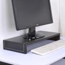 BuyJM 馬鞍桌上置物架/螢幕架-2入組