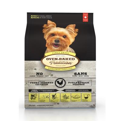 Oven-Baked烘焙客 成犬 雞肉口味 低溫烘焙 非吃不可 12.5磅 / 5.6kg