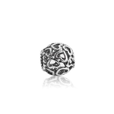 Pandora 潘朵拉 心意滿滿 純銀墜飾 串珠