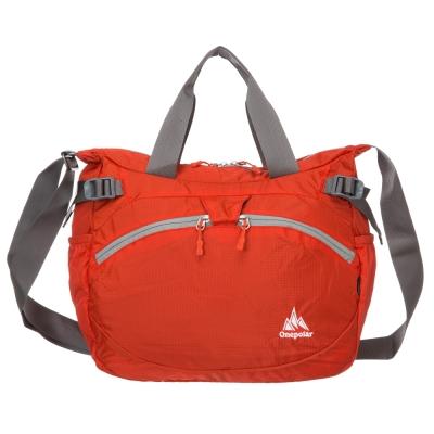 ONE POLAR側背包-橘色PL05220OG