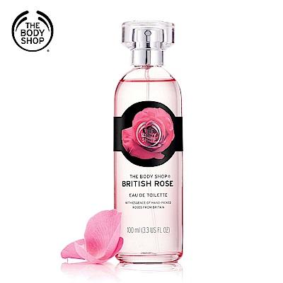 The Body Shop 玫瑰花露淡雅香水100ML