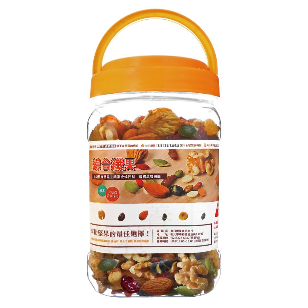 每日優果 罐裝綜合纖果(400g)