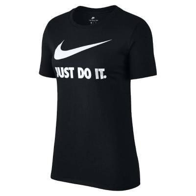 Nike T恤 Just Do It Swoosh 女款