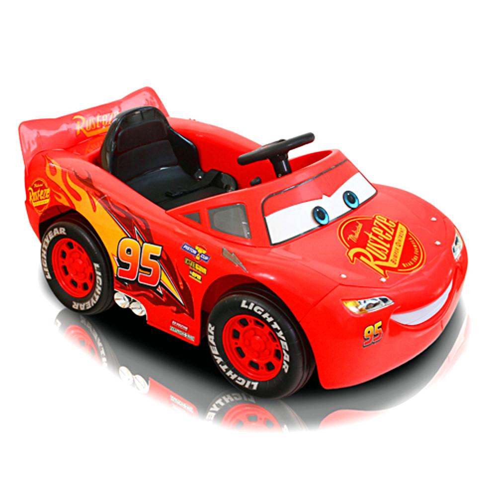 CARS閃電麥坤高端版可遙控兒童電動車