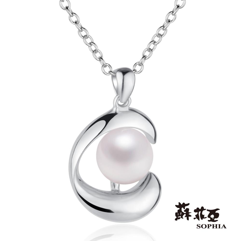 【蘇菲亞 SOPHIA】伊莉絲系列之十八 IRIS珍珠項鍊