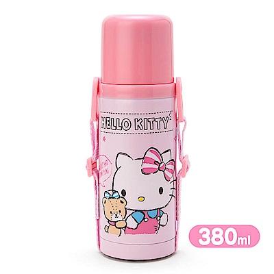 Sanrio HELLO KITTY保溫保冷兩用不鏽鋼水壺S(小熊秘語)