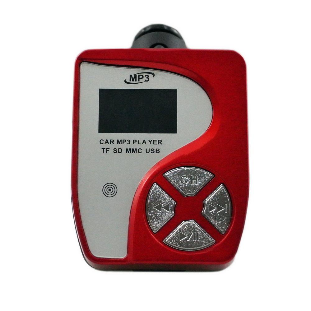 DW-V9越野款車用MP3轉播器(可選資料夾,附多功能遙控器)