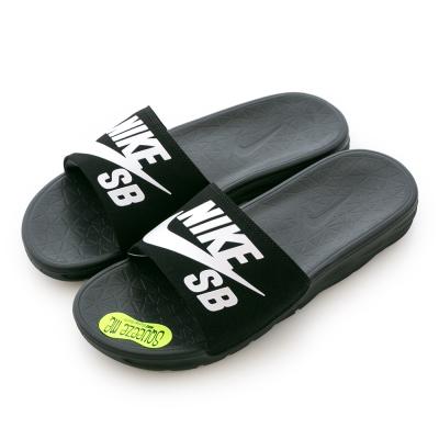 Nike 耐吉 BENASSI-運動拖鞋-男
