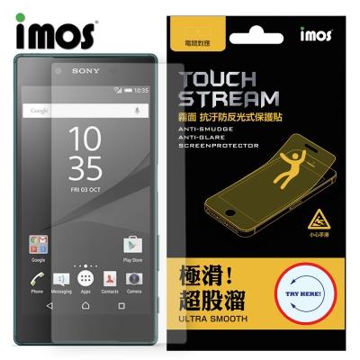 iMOS Sony Xperia Z5 Touch Stream 電競 霧面 螢幕保護貼