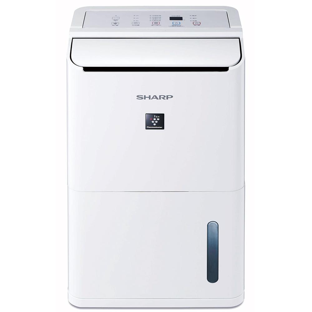 SHARP 8L/日 衣物乾燥清淨除濕機 DW-D8HT-W