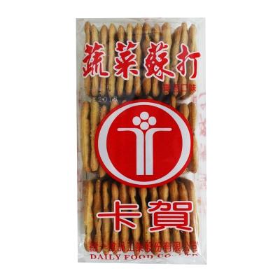 卡賀 蔬菜蘇打餅乾(140g)