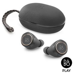 B&O PLAY E8藍牙真無線音樂耳機(炭灰金) 真無線自由 心無限可能
