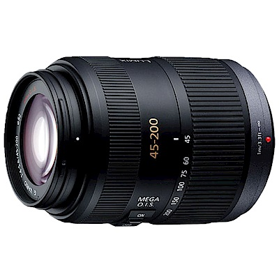 Panasonic 45-200mm F4.0-5.6 II 二代望遠變焦鏡頭公司貨