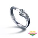 彩糖鑽工坊 永恆的守候系列 19分鑽石戒指