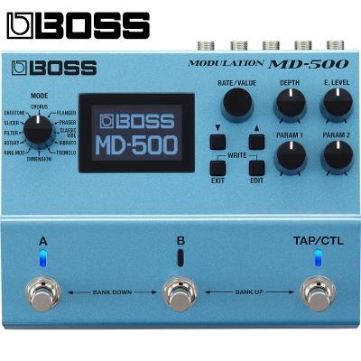BOSS MD-500 調變效果器