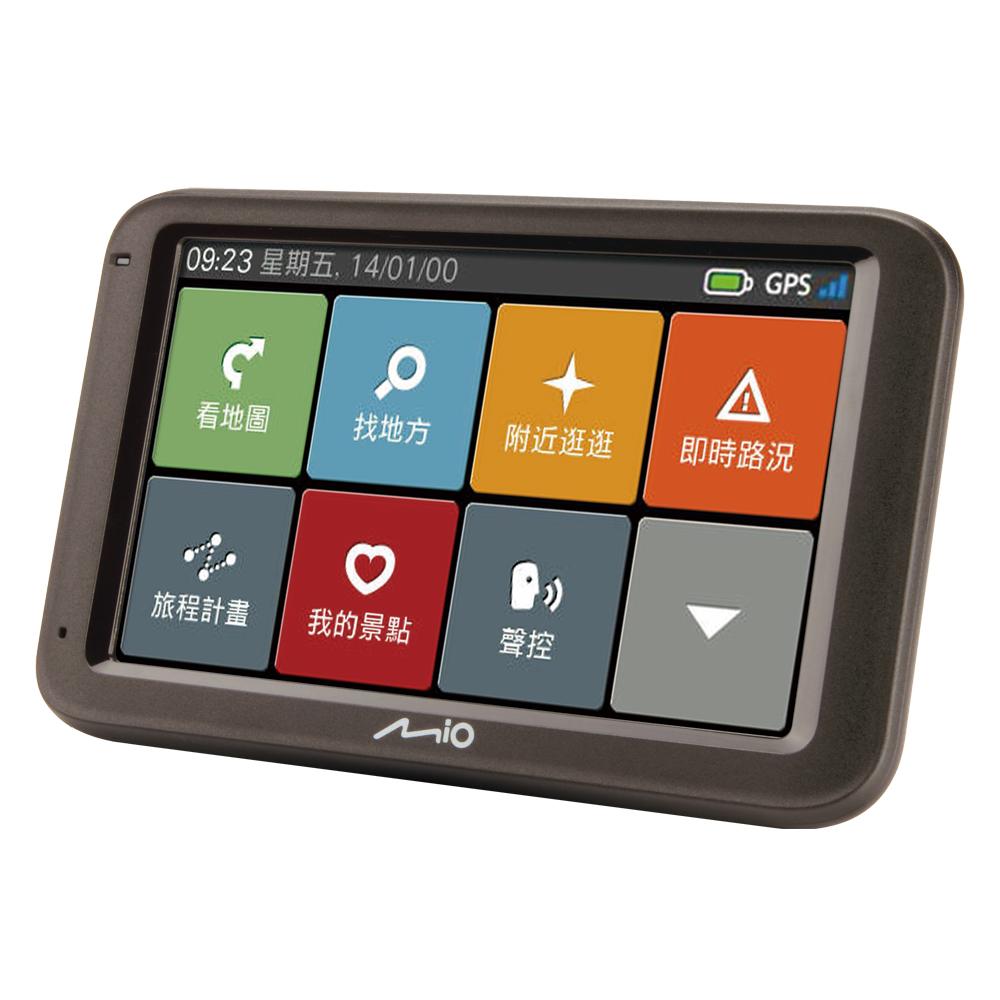 Mio Classic 555 Traffic 5吋 即時路況聲控衛星導航