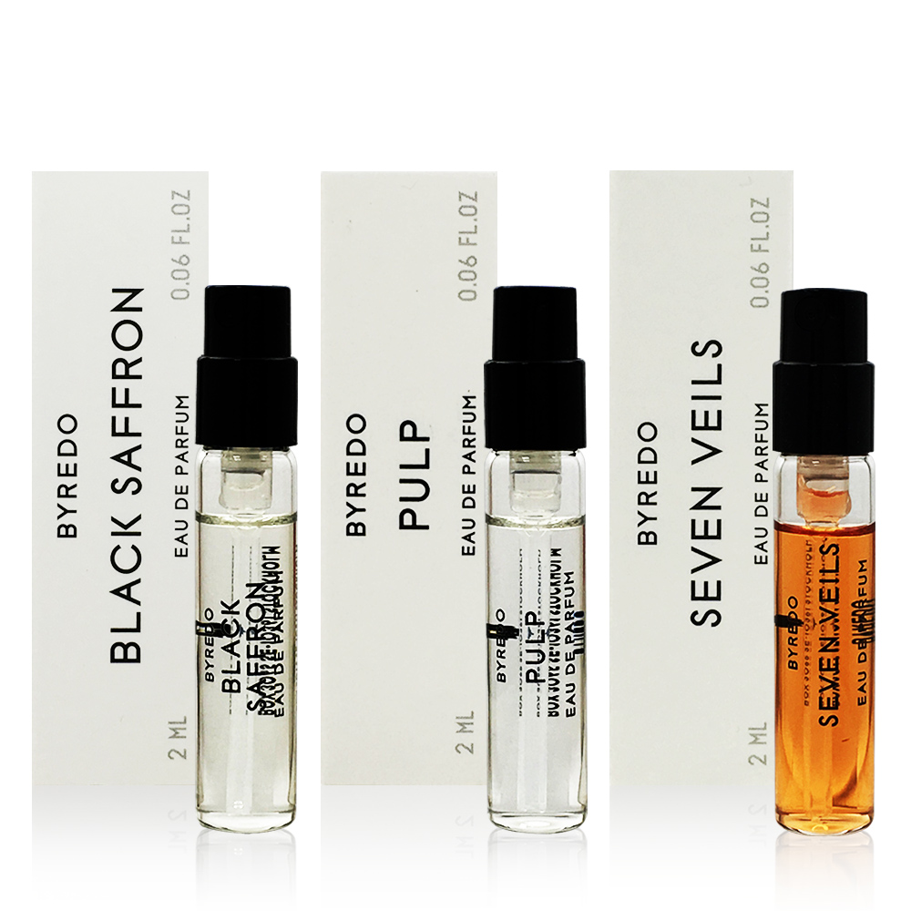 BYREDO 全系列針管香水2ml 任選