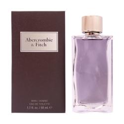 Abercrombie & Fitch 同名經典男性淡香水50ml
