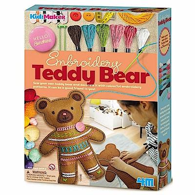 4M美勞創作系列 - 暖心泰迪熊