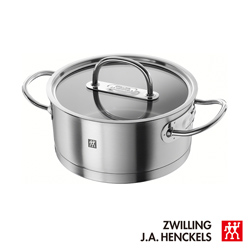 德國雙人 ZWILLING Prime 湯鍋 20公分 / 2.8L