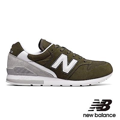 NEWBALANCE996運動鞋男MRL996JZ墨綠