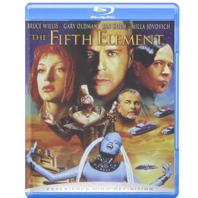 第五元素 THE FIFTH ELEMENT 藍光BD