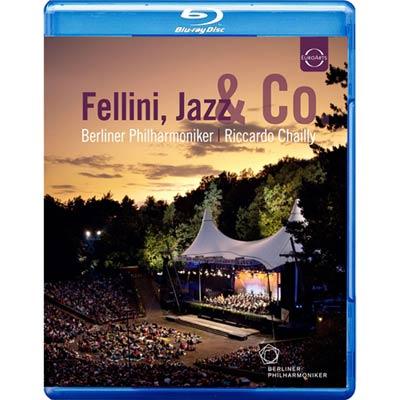 費里尼、爵士&羅馬想像 - 電影之夜~2011年溫布尼音樂會 BD