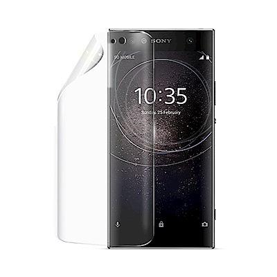 Xmart for SONY Xperia XA2 Ultra 完美3D滿版曲面保護貼