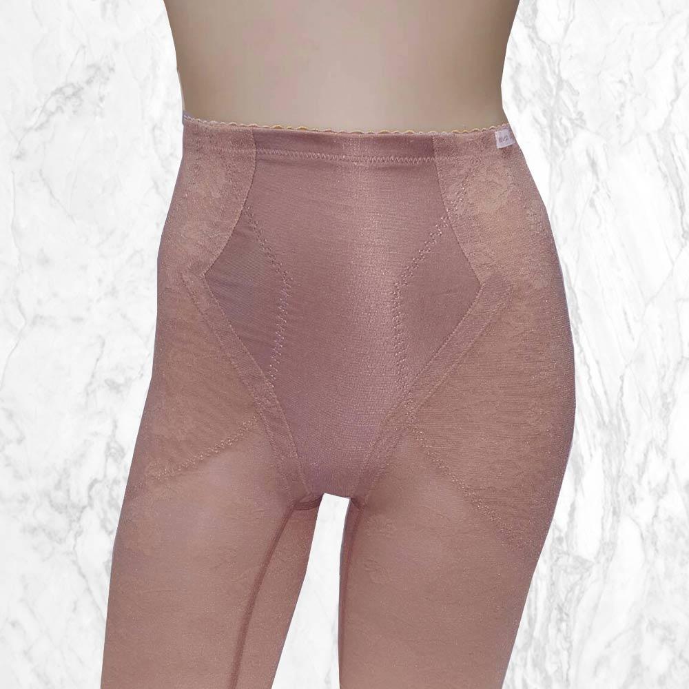 BVD Ladies  PERFECT SLIM系列系列 3分束腹褲(粉色)