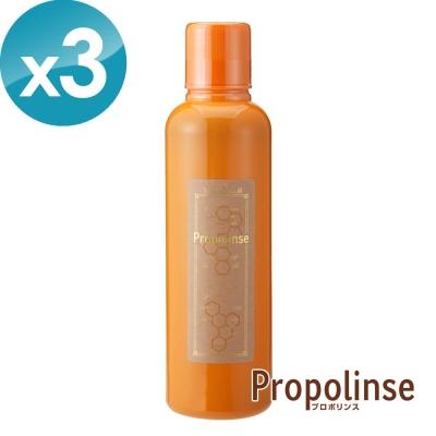 日本 Propolinse 蜂膠漱口水(600ml)x3入組