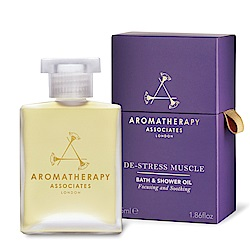 AA 舒緩舒肌沐浴油 55ml (Aromatherapy Associates)