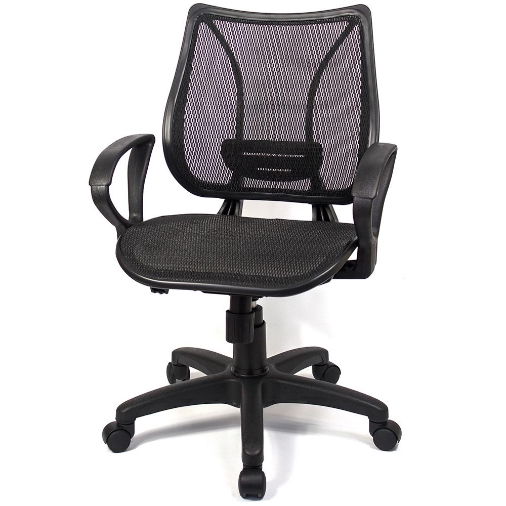 aaronation愛倫國度 - 微笑機能 - 辦公/電腦網椅(DW-2328有手)