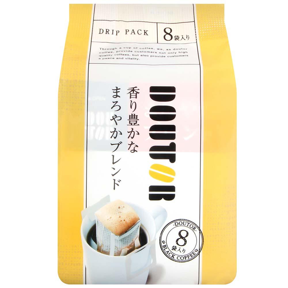 DOUTOR 羅多倫濾式咖啡-香醇(7gx8入)