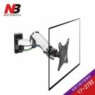 NB 17-27吋氣壓式液晶螢幕壁掛架/F150