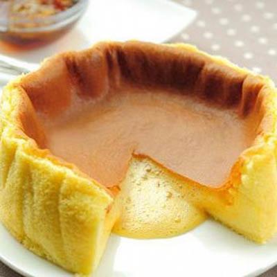 御見 凹蛋糕-原味蜂蜜7吋+帕瑪森鹹乳酪1條