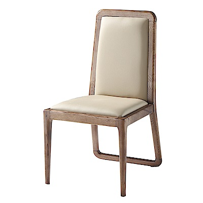 AS-艾曼達實木餐椅-49x56x94cm