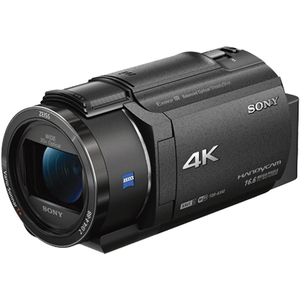 SONY 4K數位攝影機FDR-AX40 (公司貨) @ Y!購物