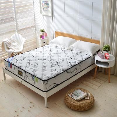 Ally愛麗 雙人5尺 瑞士Sanitized涼感乳膠長效抗菌除臭護邊獨立筒床墊 麵包床