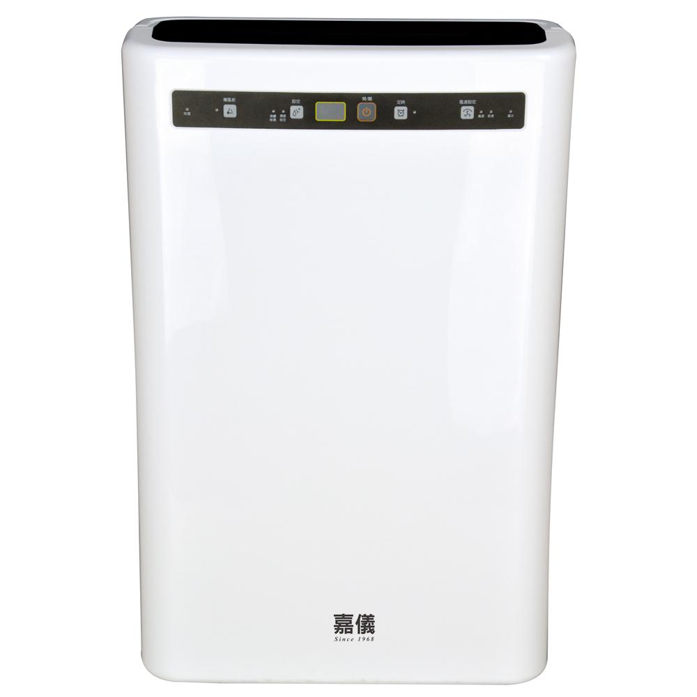 嘉儀(台灣製)微電腦清淨除濕機KED211