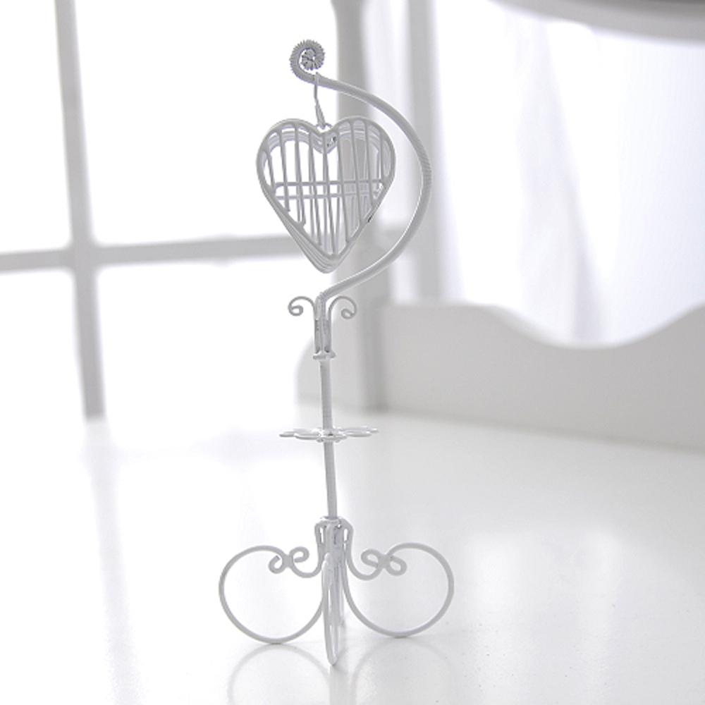 Aimee Toff 心型迷幻空間純白造型飾品架
