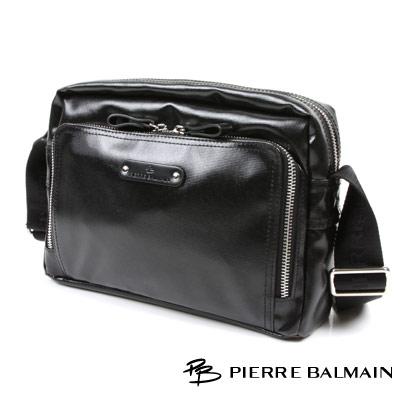 皮爾帕門PB-雅痞系列休閒橫式-小-側背包P541011