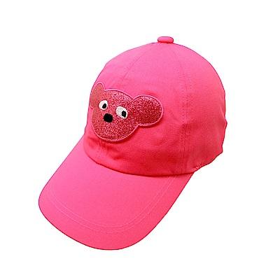 WHY AND 1/2 造型平織棒球帽