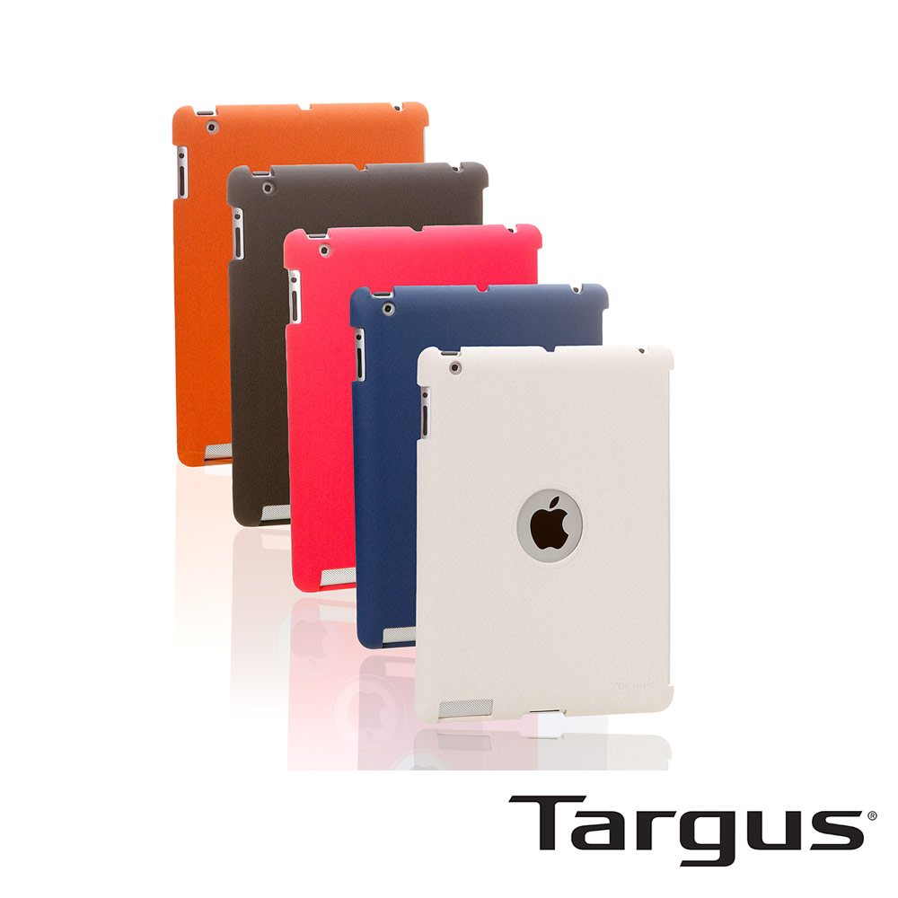 Targus Vucomplete New iPad  斜紋保護殼